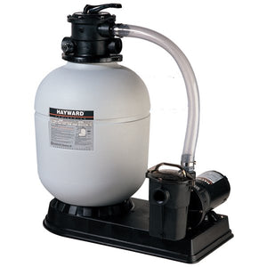Hayward Sand Filter System w/Power-Flo Pump