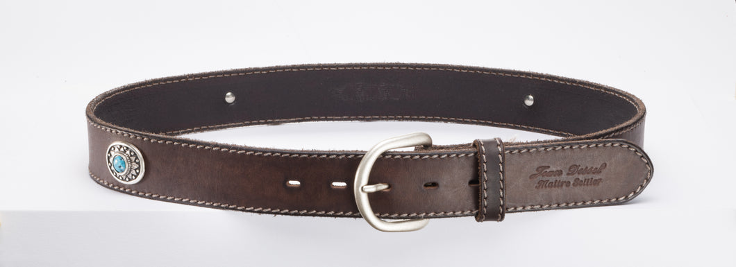 Western Leather Belt.
