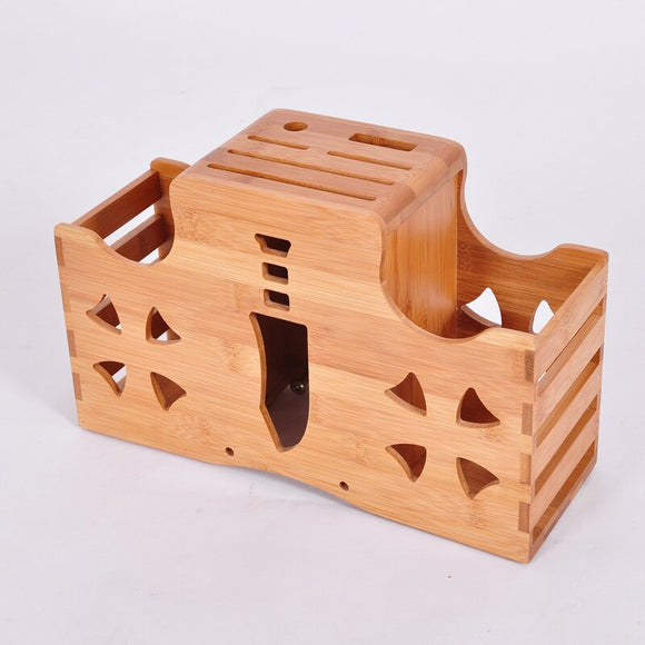 Wood Stand Knife Holder