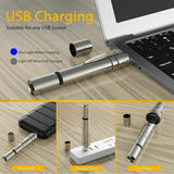 3 in 1 USB Rechargeable LED Laser