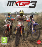 MXGP3: The Official Motocross Videogame Steam CD Key