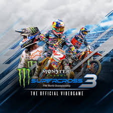 Monster Energy Supercross - The Official Videogame 3 Steam CD Key