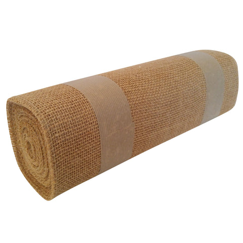 "14"" x 10 Yard Natural Burlap Premium Quality for Table Runners Wedding, Party décor, Art & Craft Supplies"