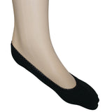 No Show Low Cut Cotton Liner Fashion Socks