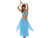 Belly Dancer Costume with Coins