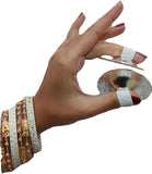 Antique Zill Belly Dance Finger Cymbals