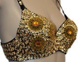 BT014_Floral_Bra_Black_Gold