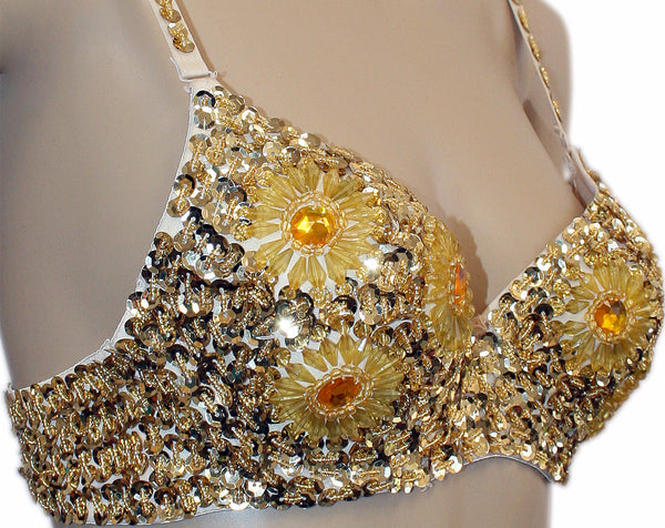 BT014_Floral_Bra_Gold