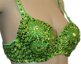 BT014_Floral_Bra_Lime