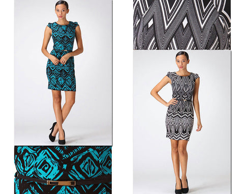 Tunic Business Cocktail Party Evening Sheath Shift Dress