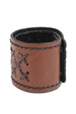 Retro Rock style Geniunje Leather Cuff-Bracelet