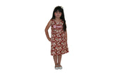 Little Gugu Kids Girls - Floral Dress