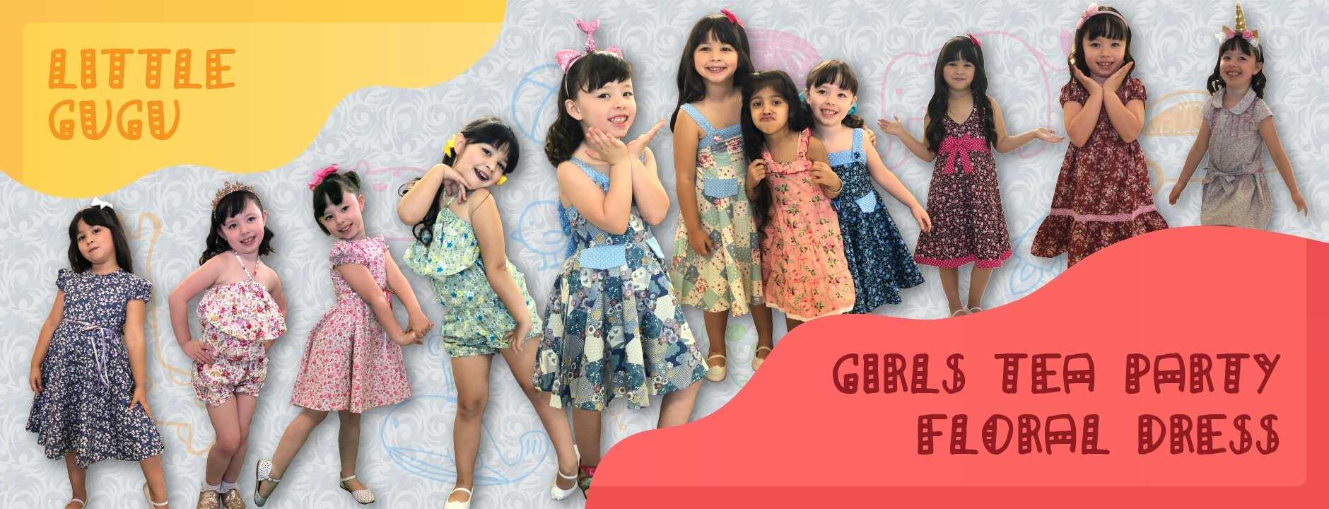 Little Gugu - Kid's Clothing