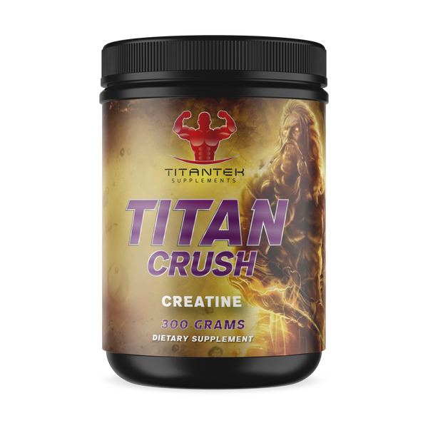 Titan Crush ( Creatine )