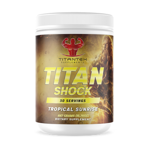 Titan Shock ( Tropical Sunrise )