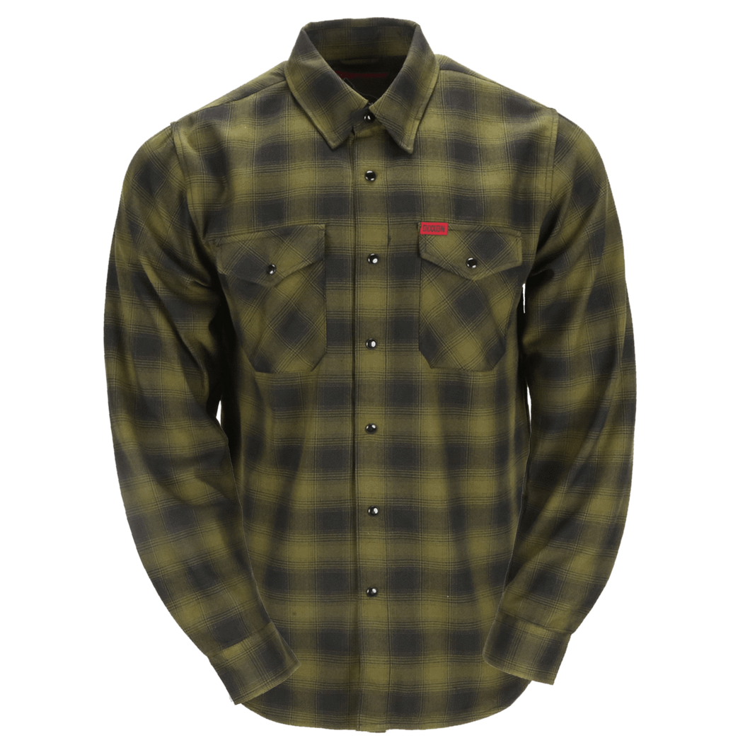 Dixxon Lone Wolf Flannel 2020 Men's