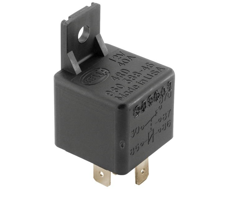 Standard Starter Relay Plug Style HD