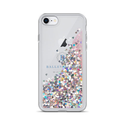 BalletBeFit Liquid Glitter Phone Case