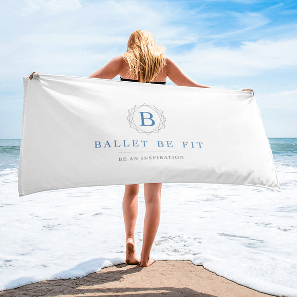 BalletBeFit Towel