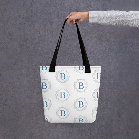 BalletBeFit Icon Tote bag