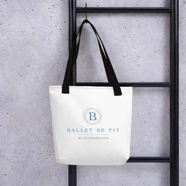 BalletBeFit Tote Bag