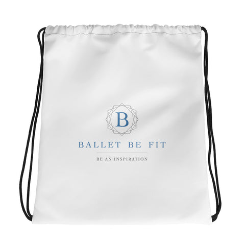 BalletBeFit Drawstring Bag