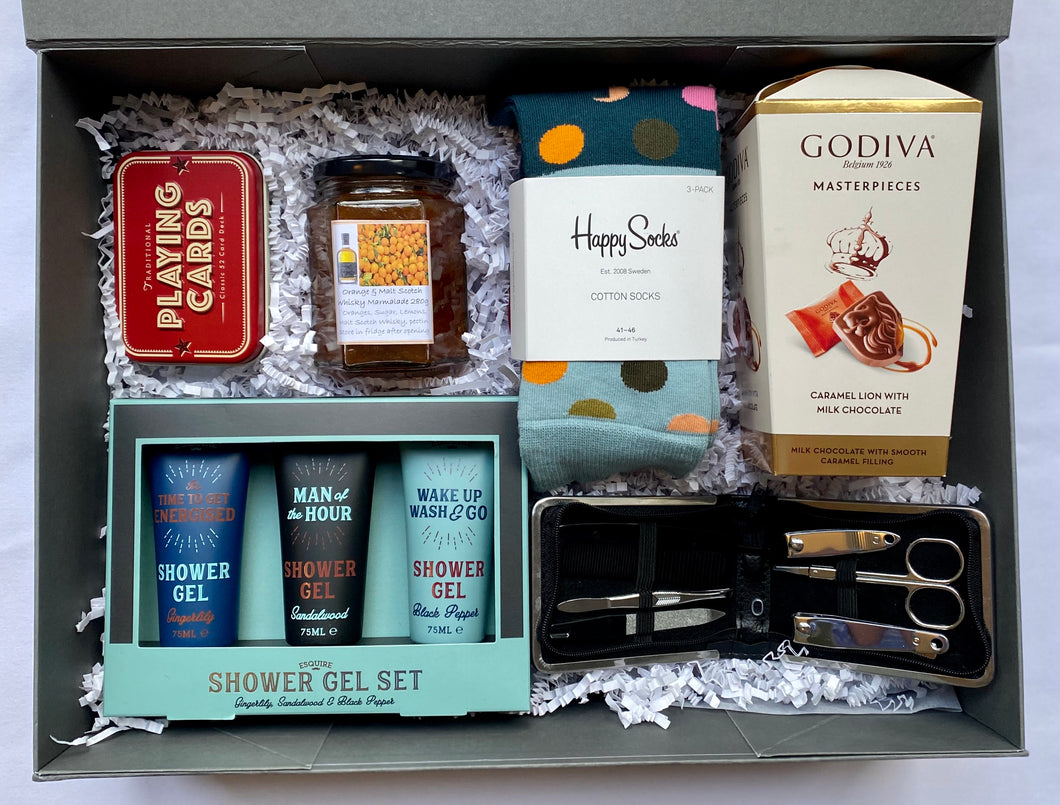 True Gent Hamper