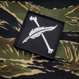 Quill -N- Bone Patch