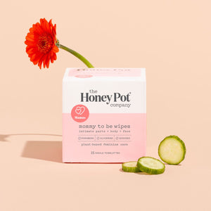 Mommy-to-Be Travel Wipes
