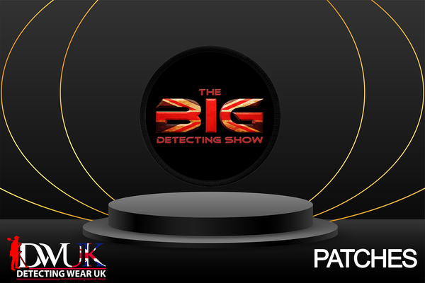 The Big Detecting Show Patch