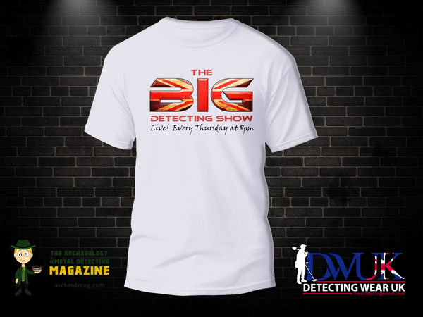 The Big Detecting Show T-Shirt