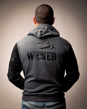 Wicked Men's Drip sweater