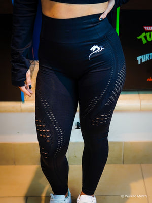 Wicked Leggings Black