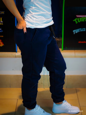 Sweatpants Women's Navy
