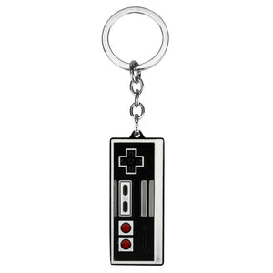 Video Game Handle Keychain