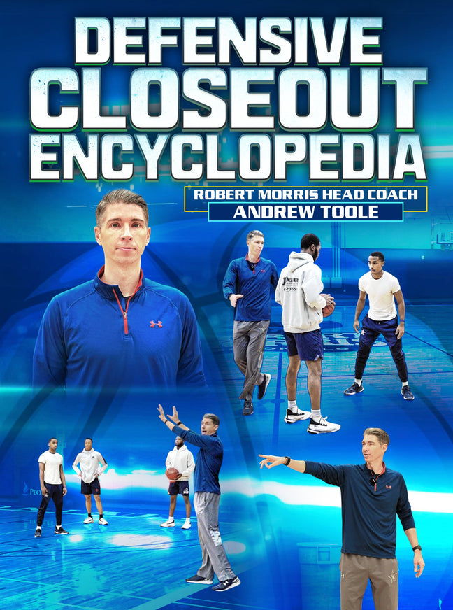 Defensive Closeout Encyclopedia by Andrew Toole