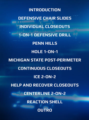 Defensive Closeout Encyclopedia Back Cover