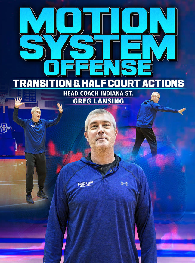 Motion System Offense by Greg Lansing