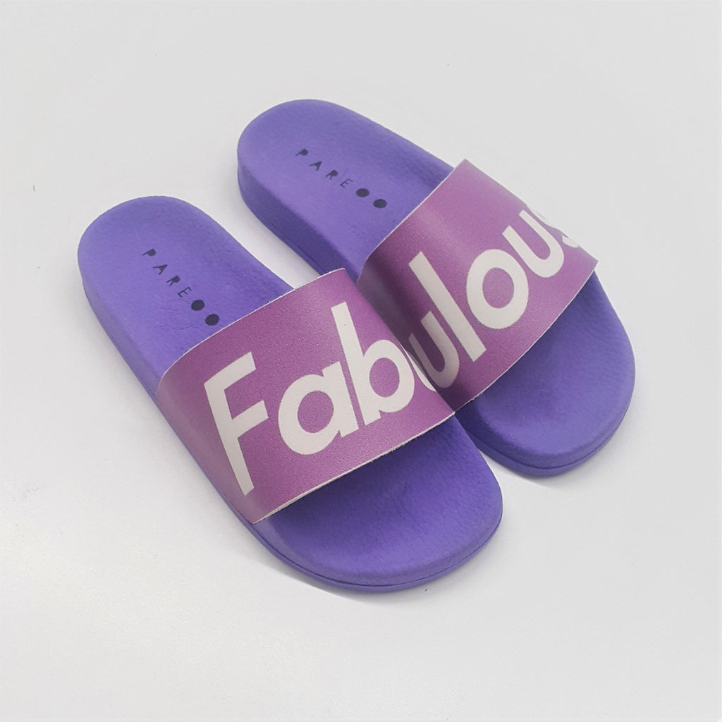 FABOULOUS Slides shoes