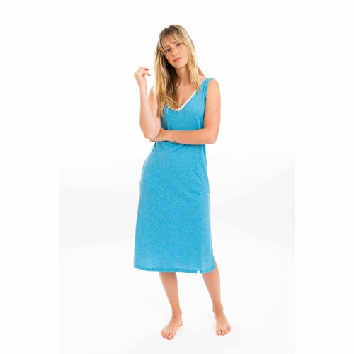 The Pima Long Dress