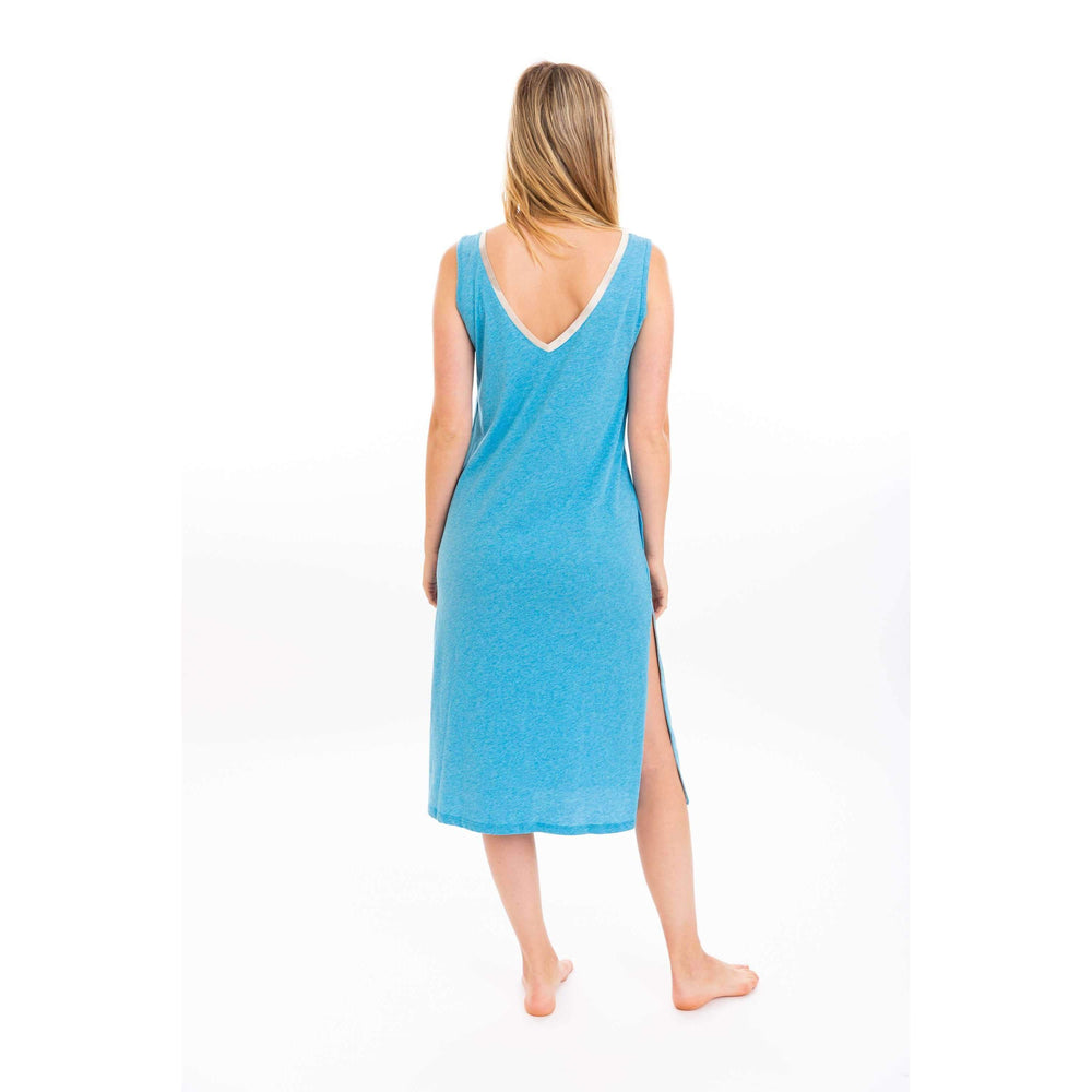Load image into Gallery viewer, The Pima Long Dress