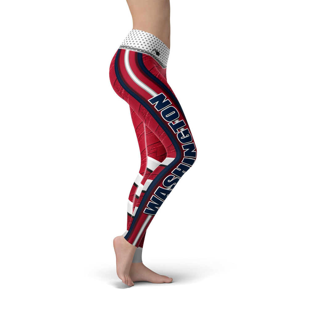 Jean Washington Hockey Leggings - MorphU LLC