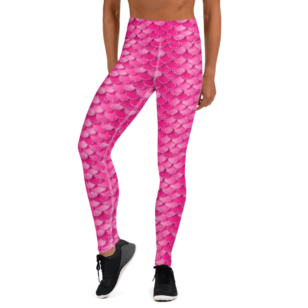 Pink Mermaid Fitness Set - MorphU LLC