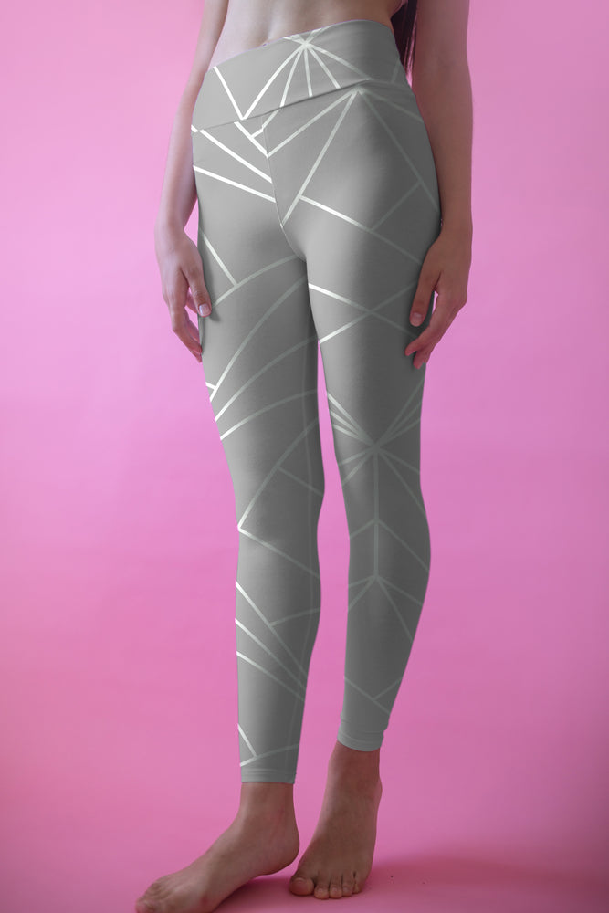 Geometry leggings, Capris and Shorts - MorphU LLC