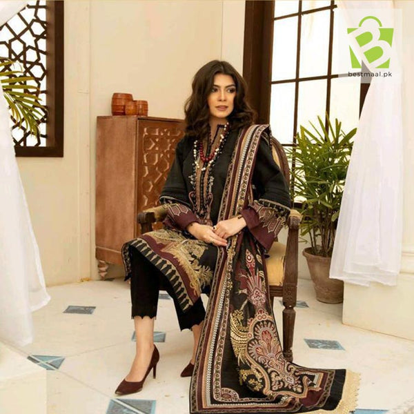 Original Zareen By Sapphire | 3pc | Khaddar Collection 2020