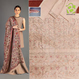 Bareeze Lawn 3Pc | Full Embroidered | Skin