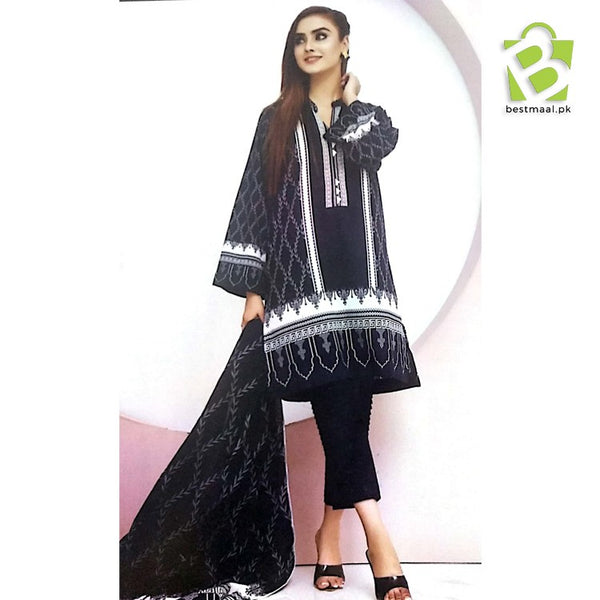Original Popular Printed Lawn | 2pc | Design 17