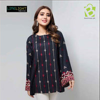 Limelight Lawn Suit | 2 Pc | D-119