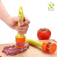 Stainless Steel Needle Meat Tenderizer - BestMaal