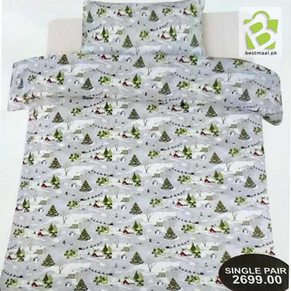 Disney kids Bedsheet 4 Pc Set | Design 1